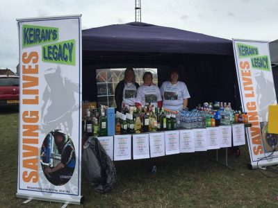 Keirans Legacy Fundraising Educating, Defibrillators, Saving Lives Charity in Moray