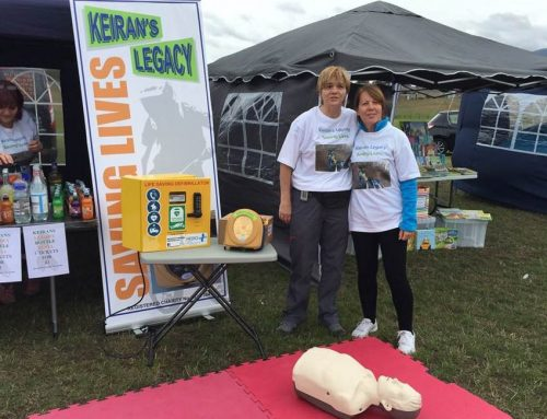 Keirans Legacy at Logans Fun Day