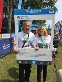 Keirans Legacy Fundraising Educating, Defibrillators, Saving Lives Charity in Moray Kiltwalk