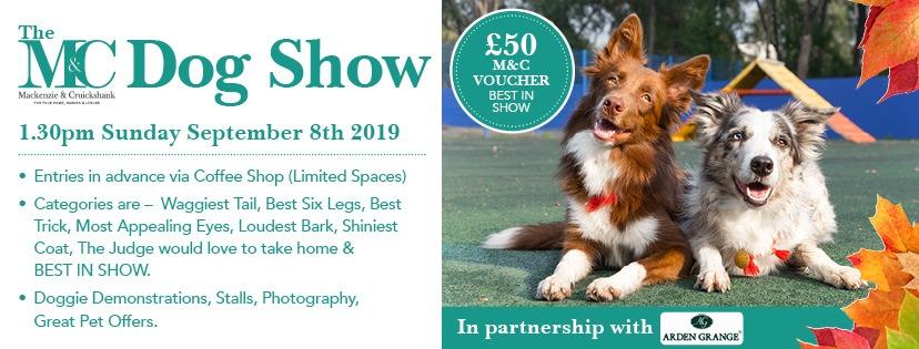 Mackenzie & Cruickshank Dog Show